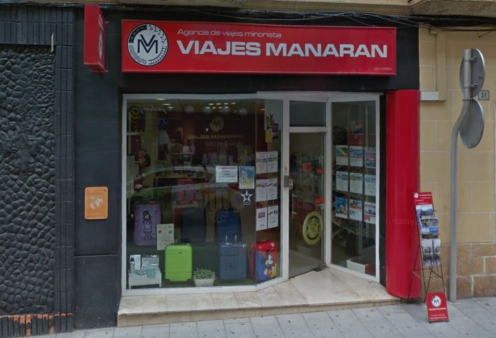 VIAJES MANARAN
